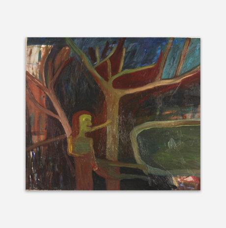 ילד על עץ / רותי בן יעקב