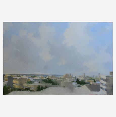 City and Sky / Noa Arbel