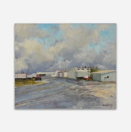 Landscape  in Maryland USA (1) / Noa Arbel