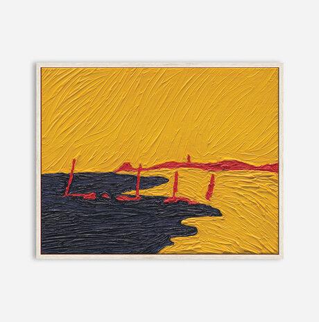 חוף צהוב / שונית גל