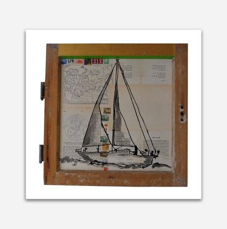 boat / Keren Farago