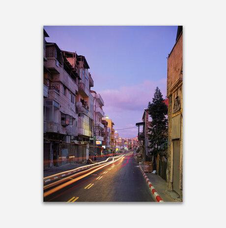 First lights/ Eilat street /