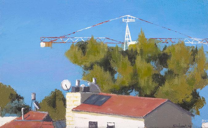 רחוב הארי, ירושלים / שולמית ניר