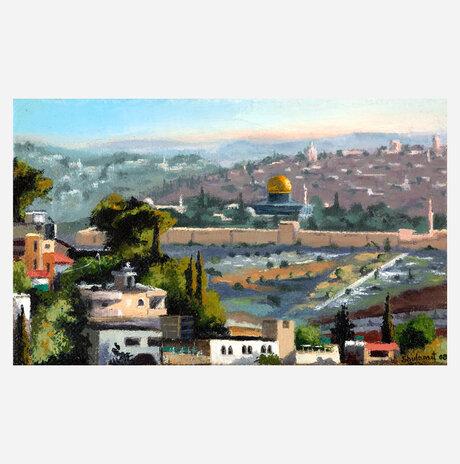 Minijerusalem / Shulamit Near