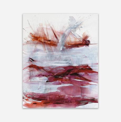 Lava layers / Dorith Teichman