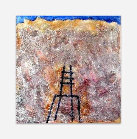 Blue Chair 3 / Daniella Meller