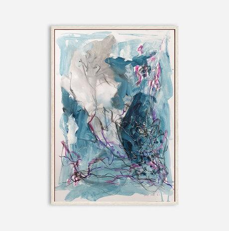 Abstract landscape 26 / Orly shalem