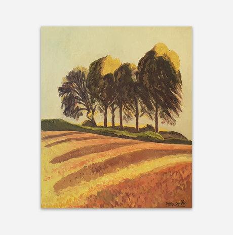 עצים ברוח / סולומון (סולי) גילוס