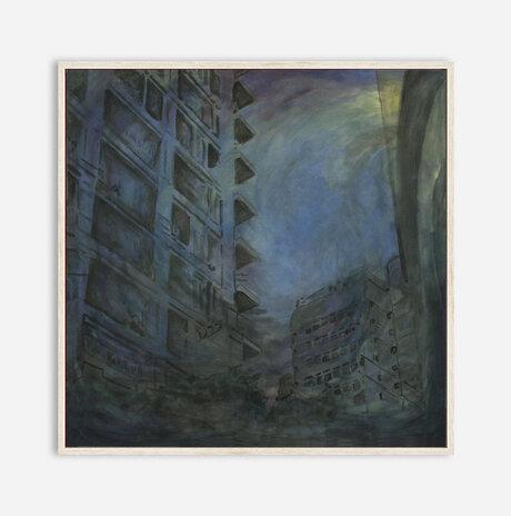 A changing city / Hagit kazinitz