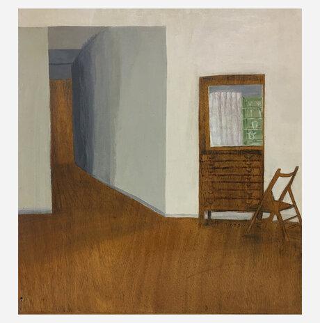 Wooden Shelves / Dalia Zerachia