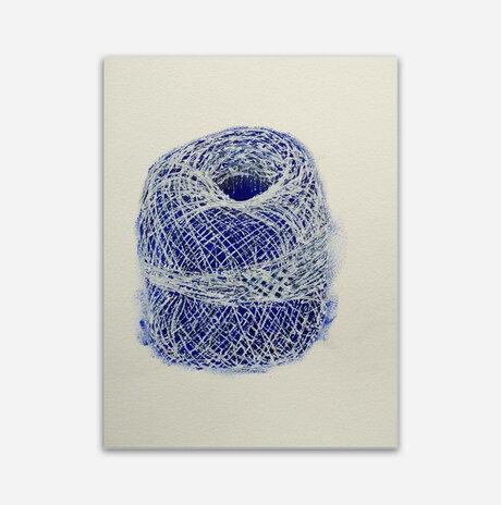 Sewing threads II / Dalia Zerachia