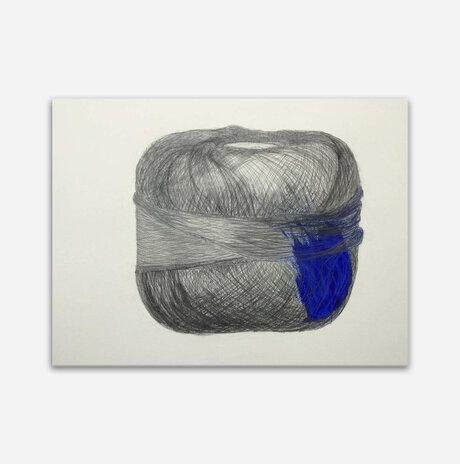 Sewing threads III / Dalia Zerachia
