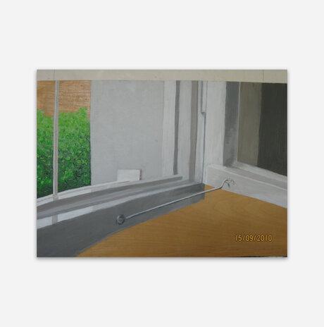 Windowsill / Dalia Zerachia