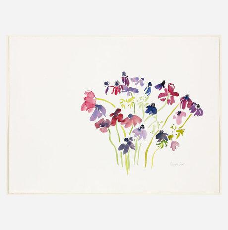 ריקוד של פרחים / פמלה סילבר