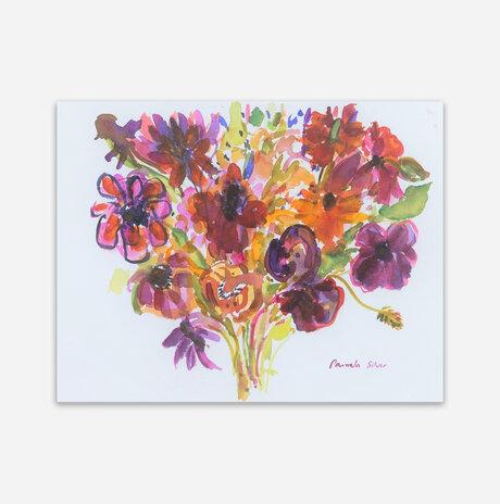 Spring flowers from my garden 2 / Pamela Silver