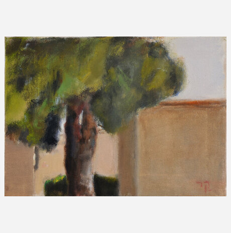 Wind and Tree / Nurit Gur Lavy