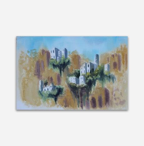 The Hidden City / Inna Davidovich