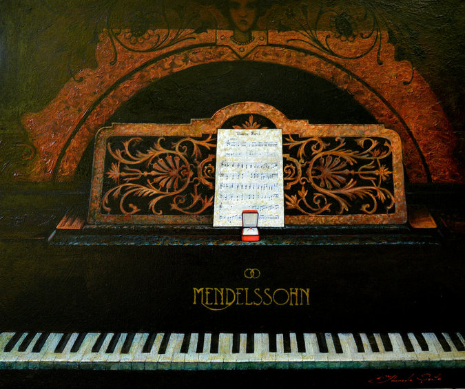 Mendelssohn Stor / Ghenadie Sont