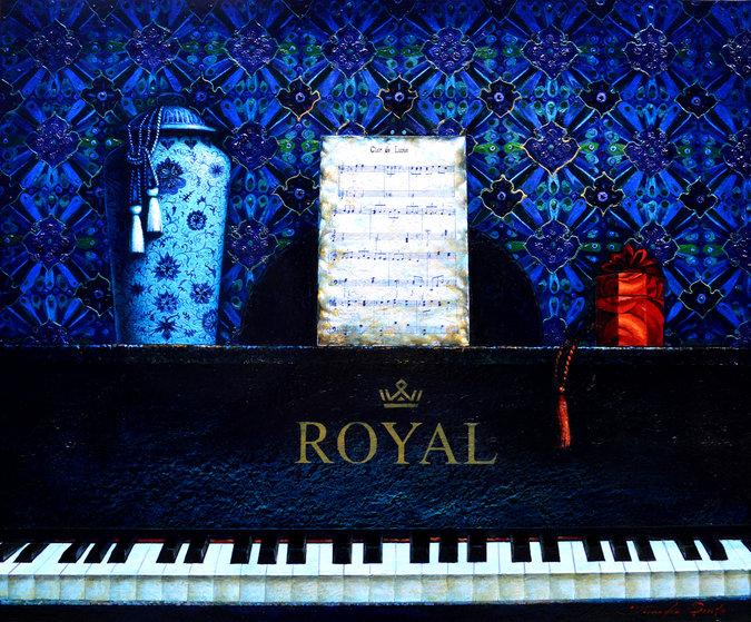 Oriental Blue / Ghenadie Sont