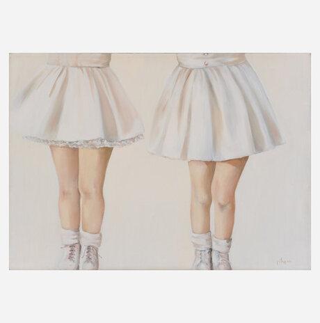 שמלות לבנות / חיה גרץ רן