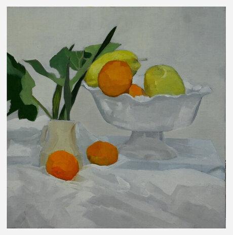 לימונים ותפוזים / זהר פלקס