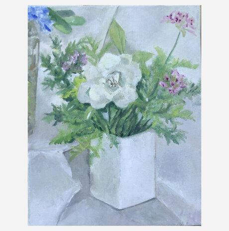 פרחים מהגינה / זהר פלקס