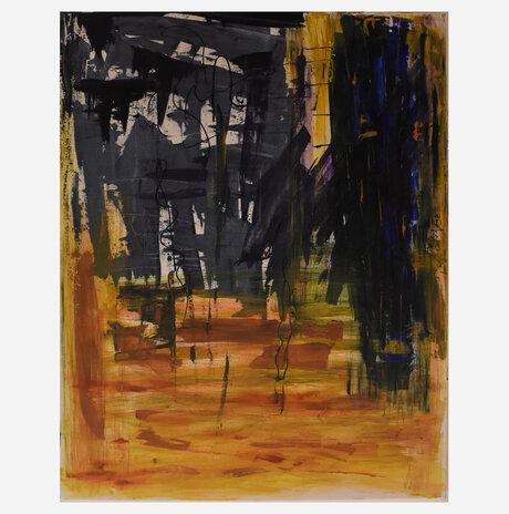 Acrylic on canvas 28 / Liora Ganor