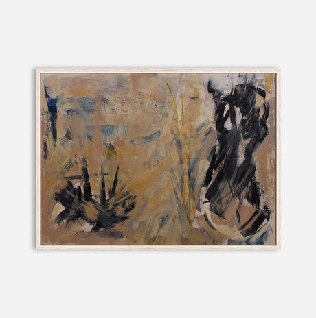 Acrylic on canvas 22 - 2 / Liora Ganor