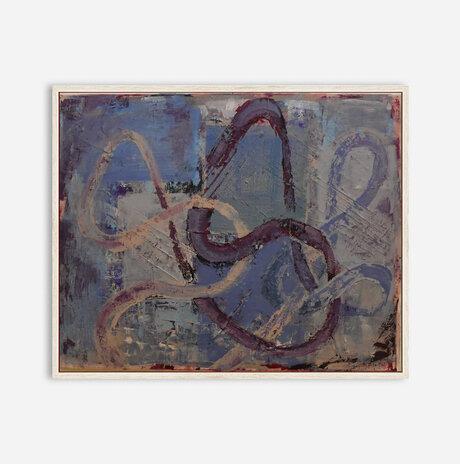 20 Acrylic on canvas / Liora Ganor