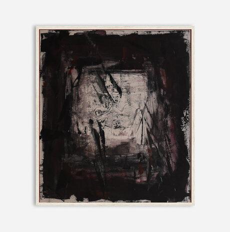 Acrylic on canvas 68 - 1 / Liora Ganor