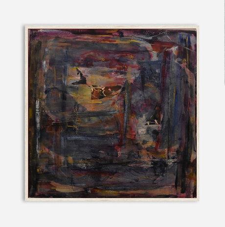 Acrylic on canvas 67 - 1 / Liora Ganor