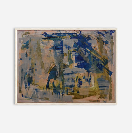 Acrylic on canvas 23 - 2 / Liora Ganor