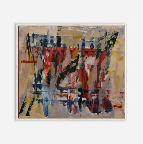 Acrylic on canvas 27 / Liora Ganor