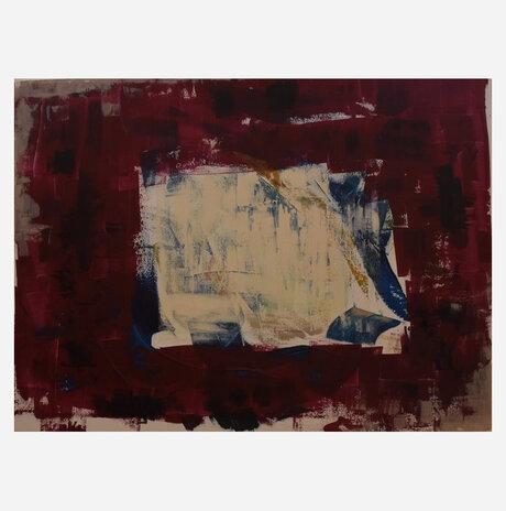 Acrylic on canvas 67 - 2 / Liora Ganor