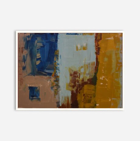 Acrylic on canvas 24 / Liora Ganor