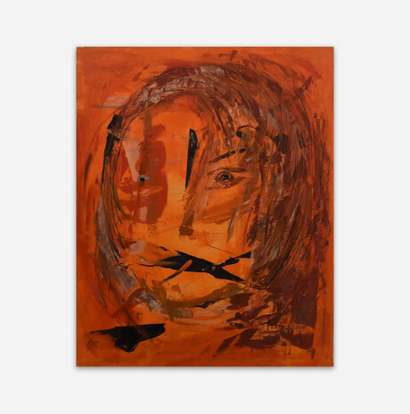 Acrylic on canvas 54 / Liora Ganor