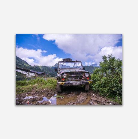 Wild Ride in North Vietnam /