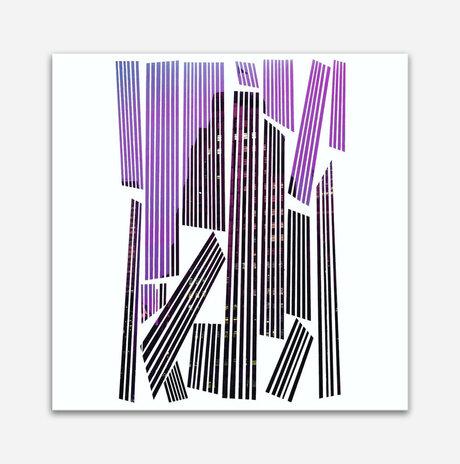 Purple Dawn / Daniel Lewitt
