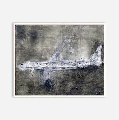 מטוס / איה אליאב