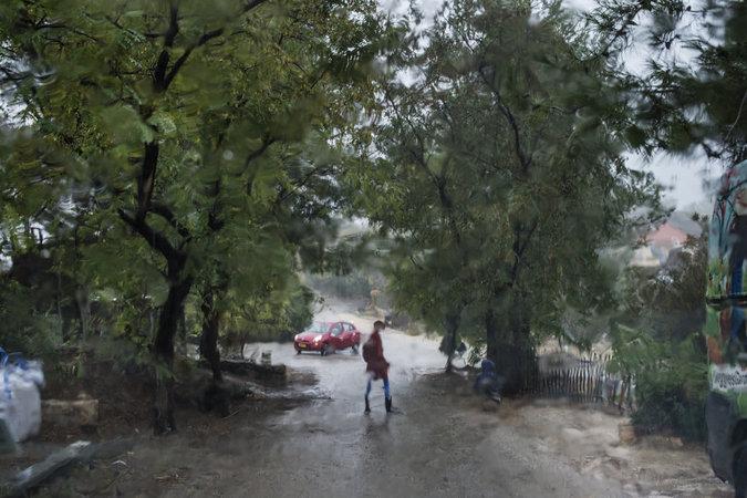 תמונה בכפר / נינו הרמן