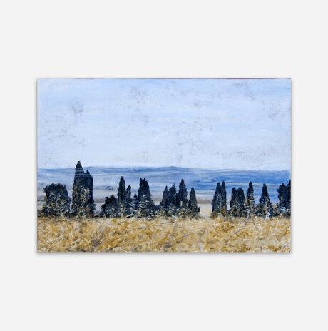 נוף במרחק - משמר העמק / אסף רודריגז