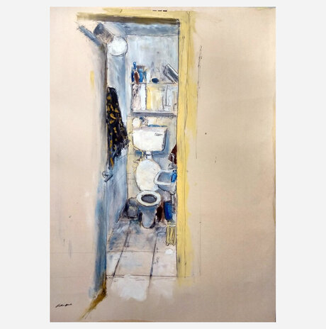 toilet / Jonathan Beck