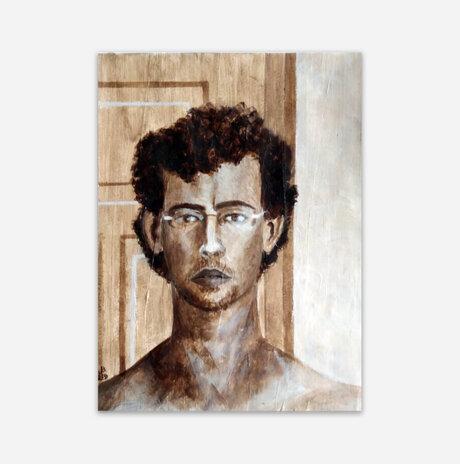 Self Portrait / Jonathan Beck