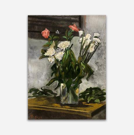 Vase of Flowers / Jonathan Beck