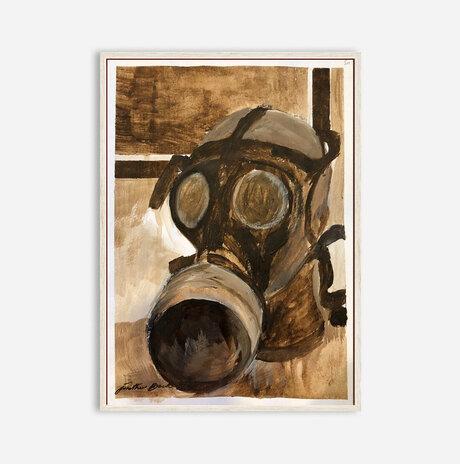 Gas Mask / Jonathan Beck