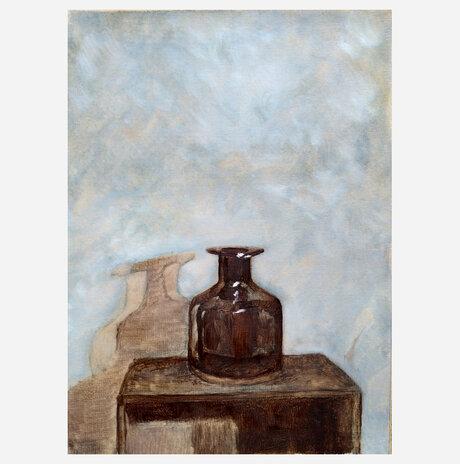 Still Life with Vase / Jonathan Beck