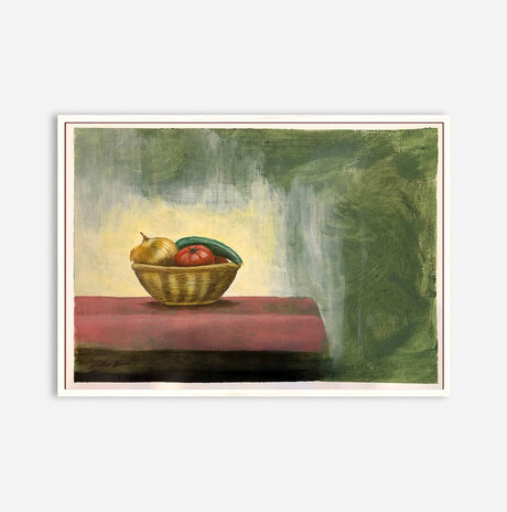 Still Life with Vegetables / Jonathan Beck