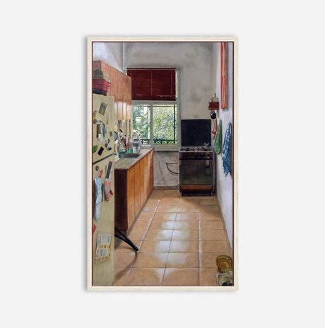 Kitchen Interior / Jonathan Beck