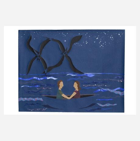 הסירה שלנו, לילה / ענת נינה